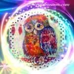 Owl guidance card: Hang On