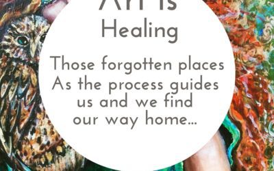 Art Stories and Healing
