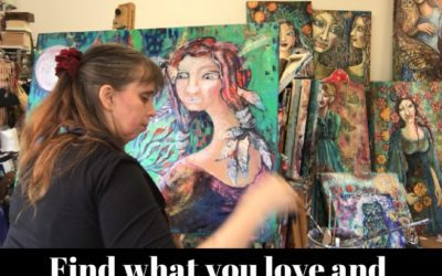 10 reasons: Intuitive painting