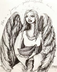 Soul navigation angel