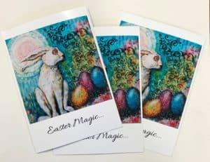 Easter Magic Card