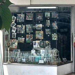 Belgrave Emporium window