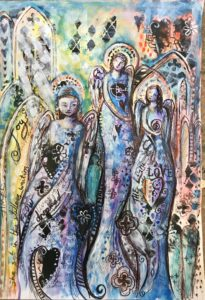 Cathedral angels