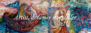 artist dreamer storyteller