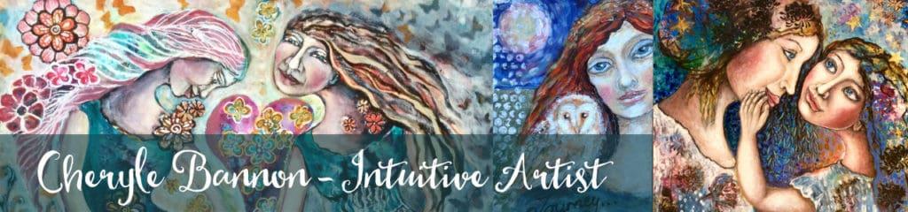 Cheryle Bannon Intuitive Artist