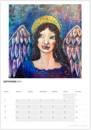 angel-calendar-blue