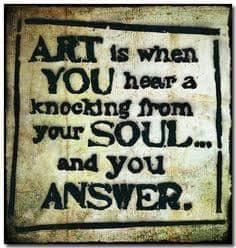 Art is