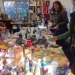 Intuitive art Workshop photo