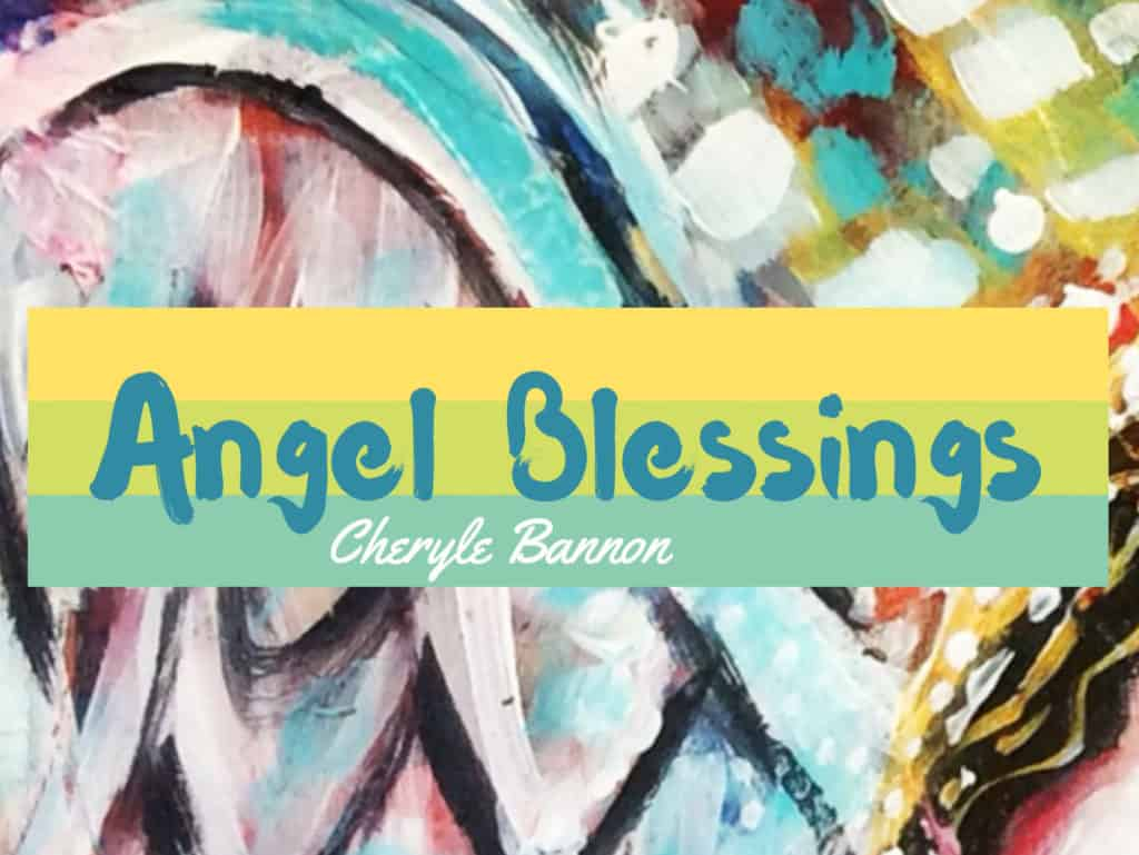 Angel blessings feature