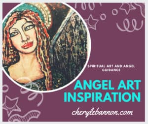 Angel art inspiration