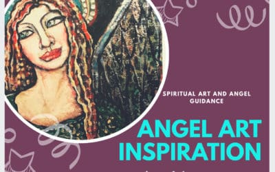 Angel paintings inspiration