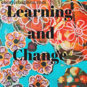 Learning and change