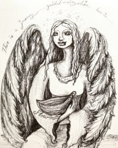 Soul navigation angel