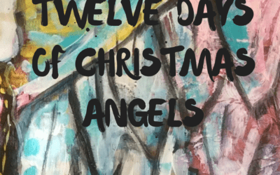 12 days Christmas angels