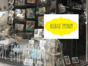 Belgrave Emporium Window