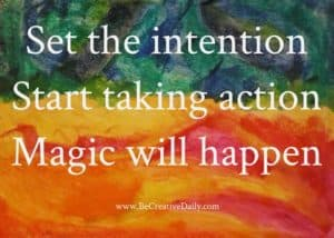 call to intention