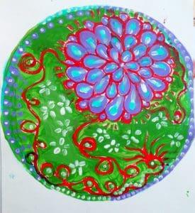 Emergence Flow Mandala