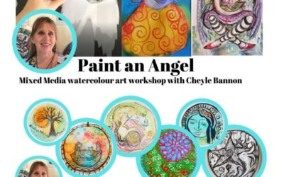 Angel and Flow Mandala workshops