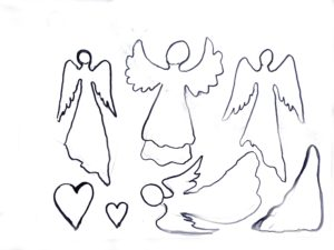 my angel templates