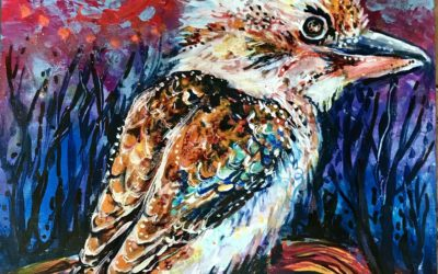 Kookaburra Symbolism Reflections
