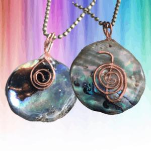 3 Cho Ku Rei necklace