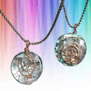4 Cho Ku Rei necklace