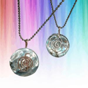 5 Cho Ku Rei necklace