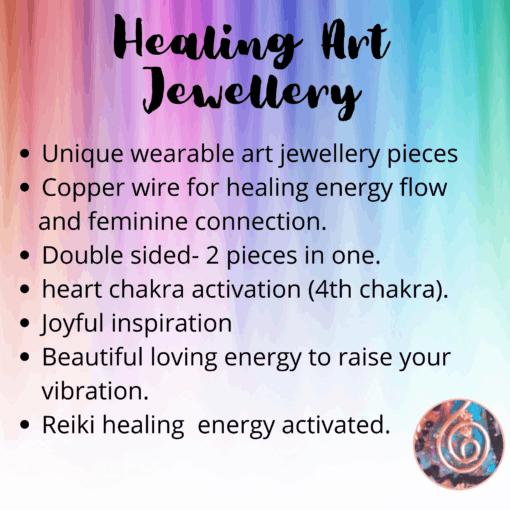 Healing Art Jewellery