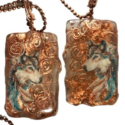 Wolf SPirit Jewellery