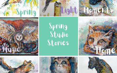Spring Studio Stories
