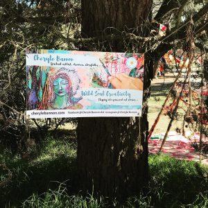 Community canvas Circle art