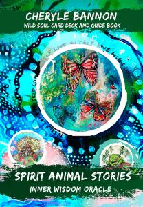 Spirit Animal Wisdom box