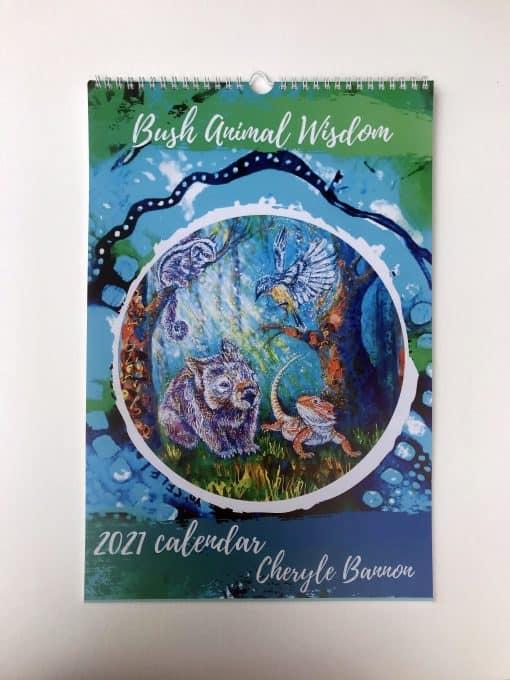 Calendar 2021 cover