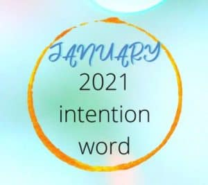 Intention word January